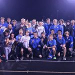 Bulldogs place first at EIAC track and field meet