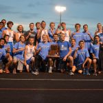 BHS boys track and field team wins sectional title