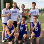 BHS boys run past Ripley County field