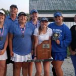 Batesville High School Girls Varsity Golf finishes 1st place