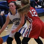 Girls Junior Varsity Basketball beats South Dearborn 40 – 34