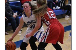 BHS girls basketball 2017-18