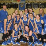 Girls Junior Varsity Basketball beats South Ripley 39 – 35