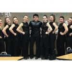 Dance team competes at Franklin County