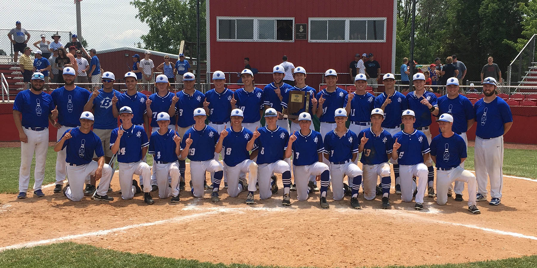 Bulldogs win sectional title at Madison