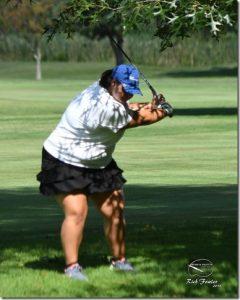 BHS girls golf 2018