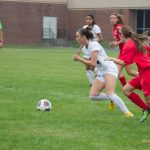BHS Ladies Soccer blank Connersville 7-0