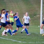 The Batesville Lady Bulldogs Open Sectional Play With 5 – 0 Victory