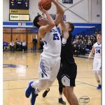 Batesville boys basketball vs. South Dearborn and Shelbyville
