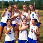 Lady Bulldogs place first at EIAC meet