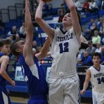 Batesville boys basketball vs. Greensburg