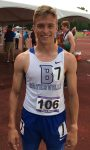 Adam Moster – Track and Field