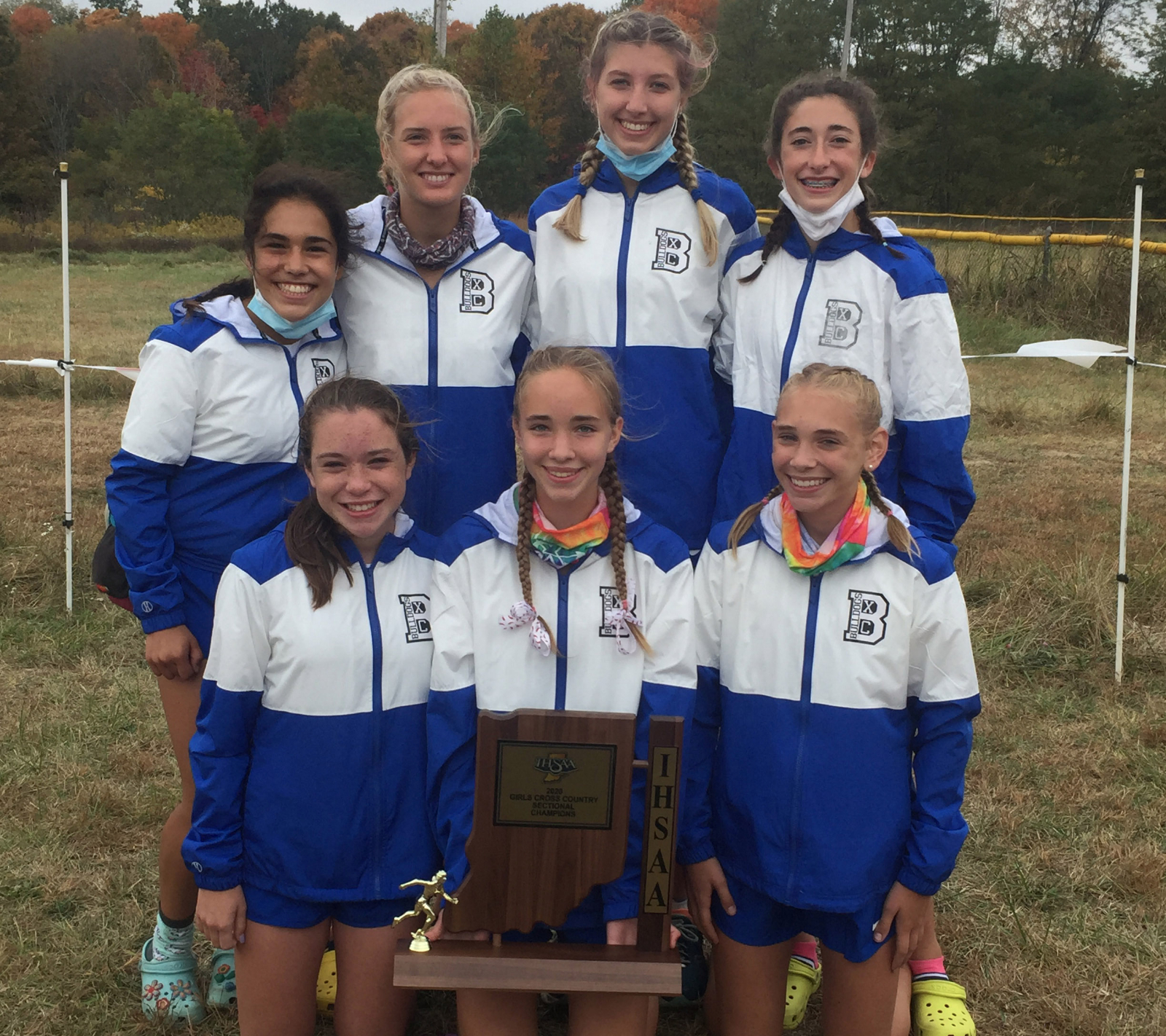 BHS runners sweep sectional team titles