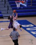 Girls junior varsity basketball falls to Seymour 48 – 30