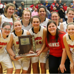 Lady Hawks make history