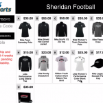 Order Your 2015 Blackhawk Football Apparel