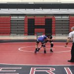 Boys Varsity Wrestling beats Carroll 38 – 31