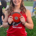 Merritt Places 11th in Discus, 16th in Shot at IHSAA Women's State Track & Field Finals