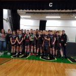 Blackhawk wrestlers shine!  Cloverdale Champions 2019!