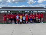 Sheridan Baseball #Loganstrong