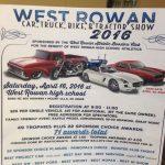 Car Show – April 16