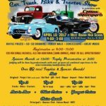 2nd Annual West Rowan Car Show – April 15