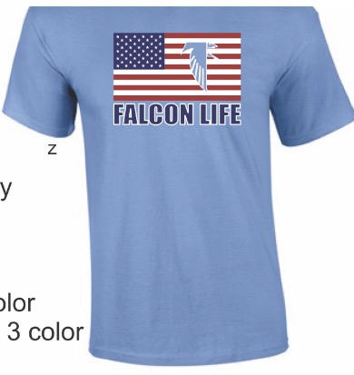 FALCON LIFE SHIRTS FOR SALE