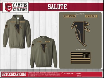 Military Falcon Apparel – Order Today