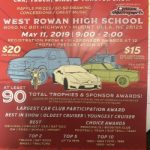 West Rowan Booster Club Car, Truck, Bike & Tractor Show