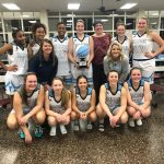 Wilson Becomes First Lady Falcon To Reach 2000 Career Points
