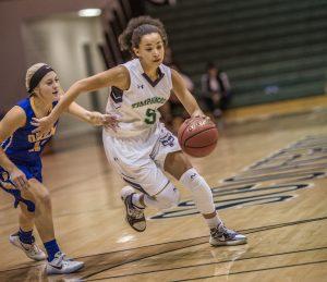 THS Girls Basketball vs Orem