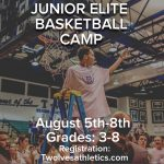 JUNIOR ELITE BASKETBALL CAMP