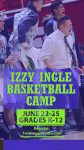 IZZY INGLE BASKETBALL CAMP