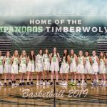 Timberwolf Women's Basketball 2019-2020