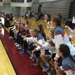 Mountain Crest High School Girls Varsity Basketball beat Jordan High School 55-25