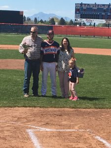 MC Baseball Senior Night – 5/10/2017
