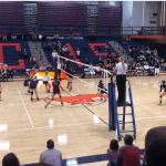 VIDEO: Volleyball vs. Logan