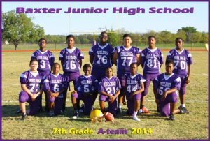 Everman Jr. High Football