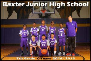 Everman Jr. High Boy's Basketball