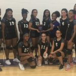 Baxter Girl's Volleyball Takes 2nd In The Granbury Tournament