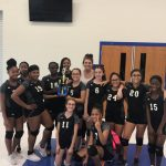 Jr. High Volleyball Takes 1st!!
