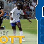 Trenadey Scott: Offensive Player Of The Week: Lone Star Conf.