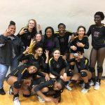 Lady Dogs Volleyball Wins Vs. Granbury!!
