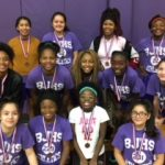 """Baxter 7th """"B"""" Team Volleyball Takes 3rd In District!"""