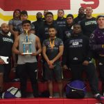 Powerlifting Takes 1st At S&S Consolidated Meet!!