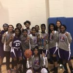 Jr. High Boys and Girls Basketball Bring Home 1st Place & Consolation Championships!!