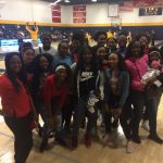 EHS Varsity Girls Basketball Catches The TWU Women Play