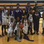 """7th & 8th Grade Boys """"B"""" Teams Both Take 2nd Place In Stephenville Tournament"""