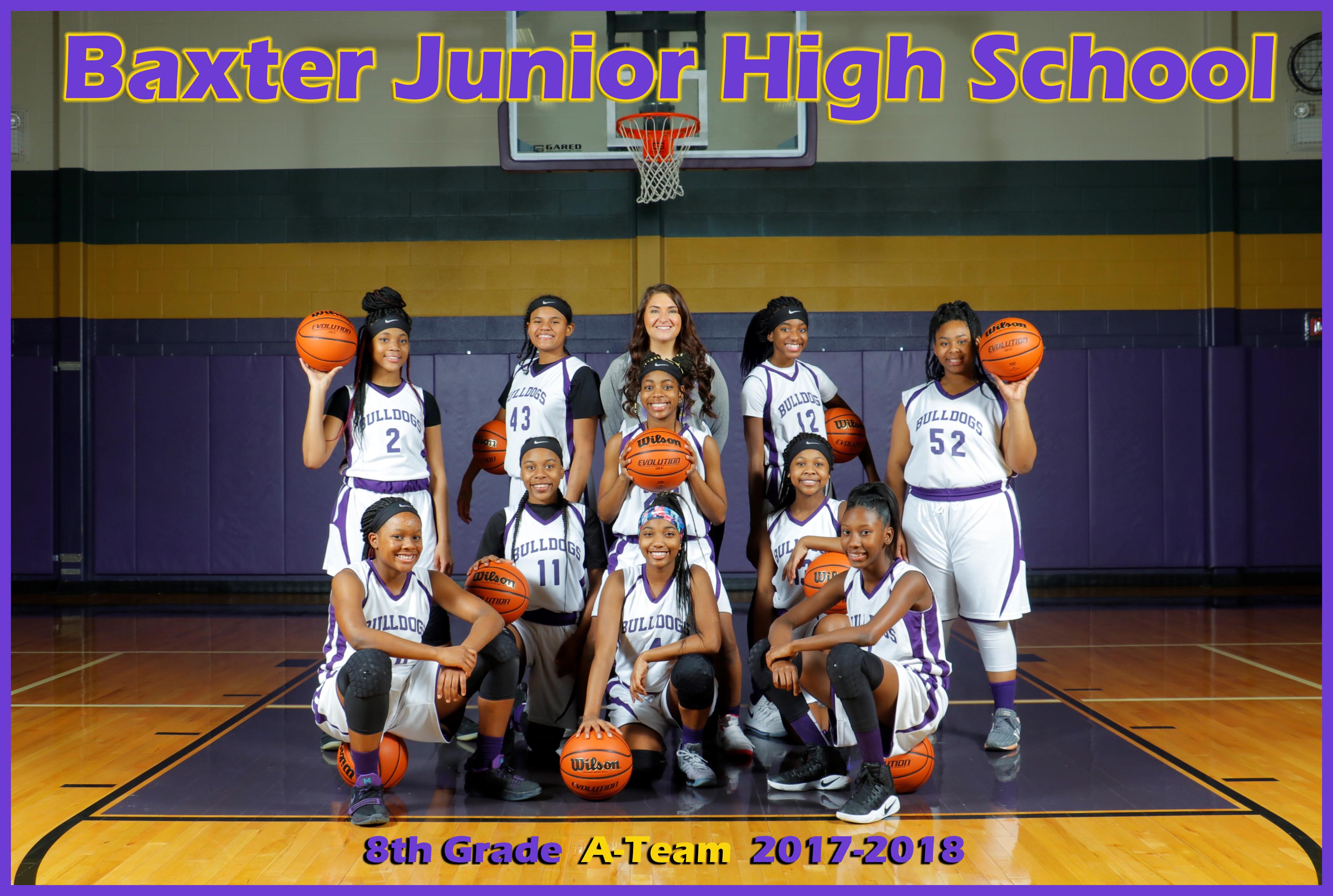 Baxter Basketball Final Season Results: Girls & Boys
