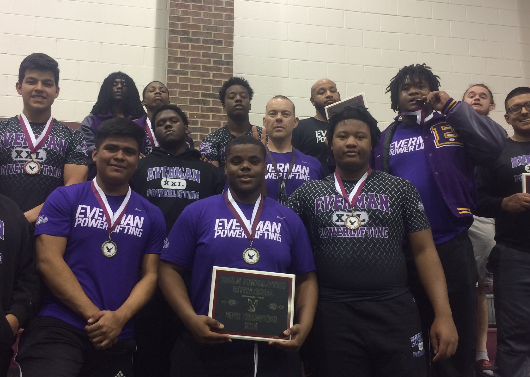 Powerlifting: Hillsboro Results (Dogs Champs Again!)